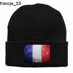 Czapka zimowa Francja 23