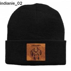 Czapka zimowa Indianie 02