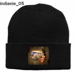 Czapka zimowa Indianie 05