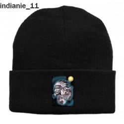 Czapka zimowa Indianie 11