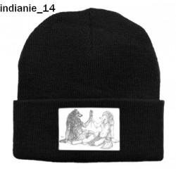 Czapka zimowa Indianie 14