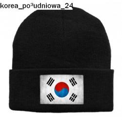 Czapka zimowa Korea Poludniowa 24