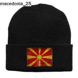 Czapka zimowa Macedonia 25