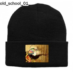 Czapka zimowa Old School 01