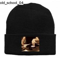 Czapka zimowa Old School 04
