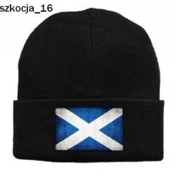 Czapka zimowa Szkocja 16