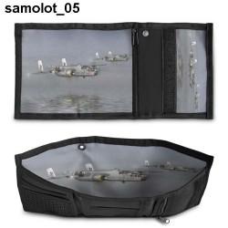 Portfel Samolot 05