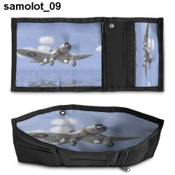 Portfel Samolot 09