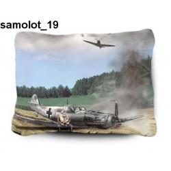 Poduszka Samolot 19
