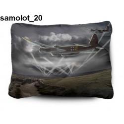 Poduszka Samolot 20