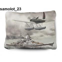 Poduszka Samolot 23