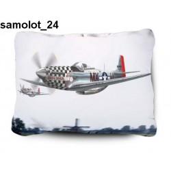 Poduszka Samolot 24