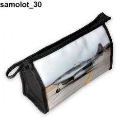 Piórnik, kosmetyczka Samolot 30