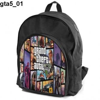 Plecak szkolny Gta 5 01