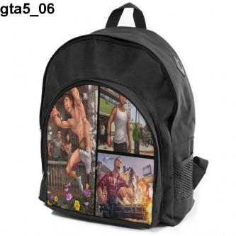 Plecak szkolny Gta 5 06