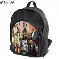 Plecak szkolny Gta 5 09