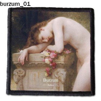 Naszywka Burzum 01