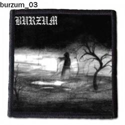 Naszywka Burzum 03