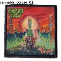 Naszywka Cannabis Corpse 01