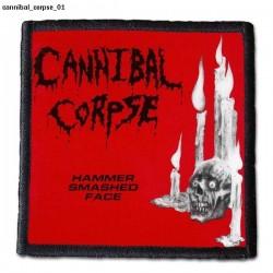 Naszywka Cannibal Corpse 01