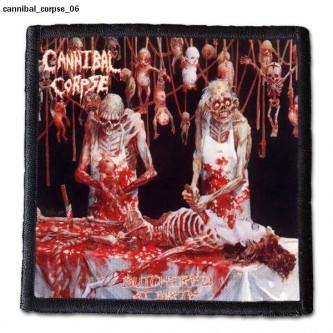 Naszywka Cannibal Corpse 06