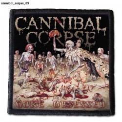Naszywka Cannibal Corpse 09
