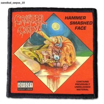 Naszywka Cannibal Corpse 10