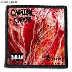 Naszywka Cannibal Corpse 11