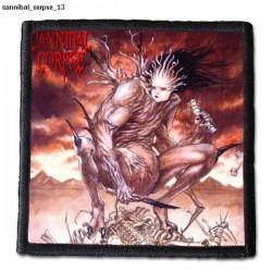 Naszywka Cannibal Corpse 13