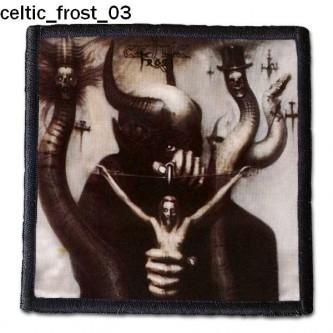 Naszywka Celtic Frost 03