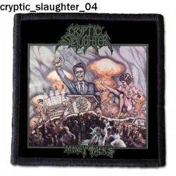 Naszywka Cryptic Slaughter 04