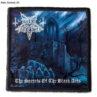 Naszywka Dark Funeral 01