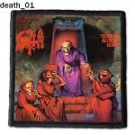 Naszywka Death 01