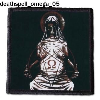 Naszywka Deathspell Omega 05