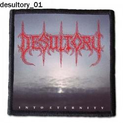 Naszywka Desultory 01