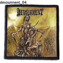 Naszywka Devourment 04