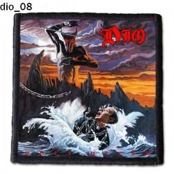 Naszywka Dio 08