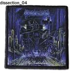 Naszywka Dissection 04