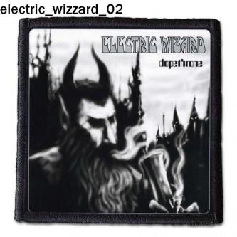 Naszywka Electric Wizard 02
