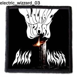 Naszywka Electric Wizard 03