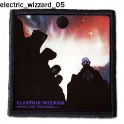 Naszywka Electric Wizard 05