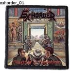 Naszywka Exhorder 01