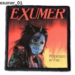 Naszywka Exumer 01