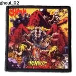 Naszywka Ghoul 02