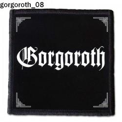 Naszywka Gorgoroth 08