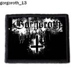 Naszywka Gorgoroth 13