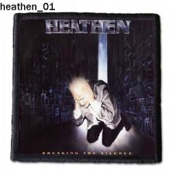 Naszywka Heathen 01