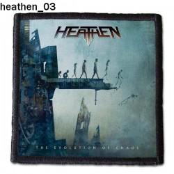 Naszywka Heathen 03