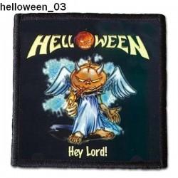 Naszywka Helloween 03