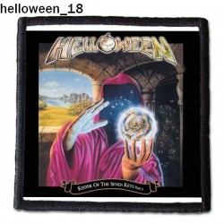 Naszywka Helloween 18